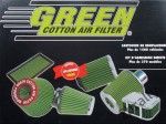 Filtr powietrza Green - Honda Type-R, Civic