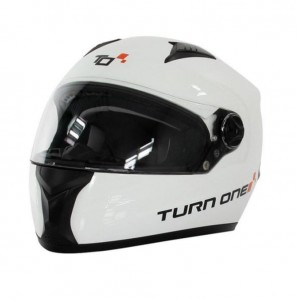 kask Turn One KARTING White (ECE 22.05)