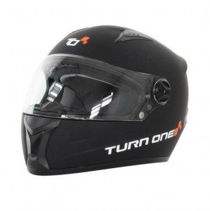 kask Turn One KARTING Black (ECE 22.05)