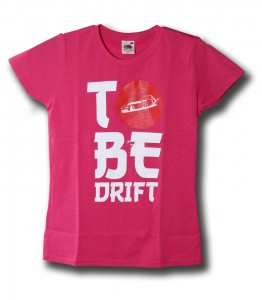 koszulka t-shirt To Be Drift WOMEN