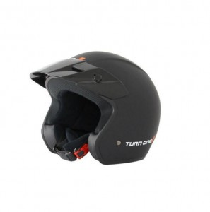kask TURN ONE TRACK Black (ECE 22.05)