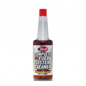 dodatek RED LINE SI-1 Fuel Cleaner