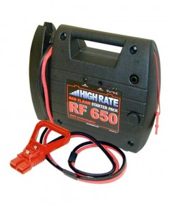 starter RED FLASH RF650