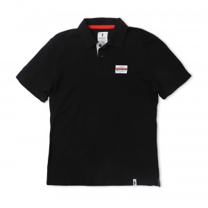 koszulka OMP Racing PATCH POLO