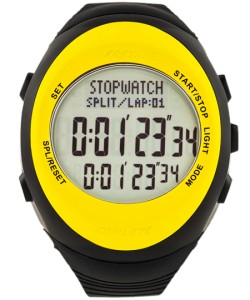 zegarek Co-Driver Fastime Rally RW3 Yellow Bezel